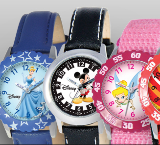 Time Teacher Watches